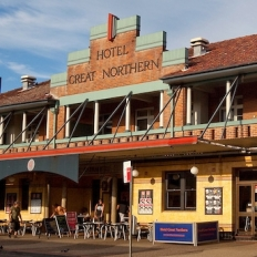 Byron Bay Great Northern Hotel 7344